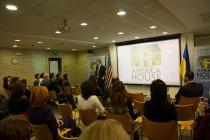 Презентація фільму про міжнародне всиновлення в Американському домі