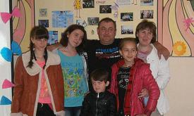 Родина Романенко: Дружна та щаслива родина