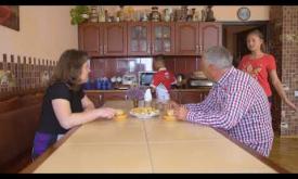 Історія прийомних батьків Ігора та Орисі з Рівненської області