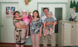 Родина Мірошниченко: Діти, які оселилися в нашому будинку та наших серцях.