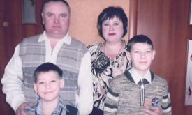 Сім'я Ковтун: Два хлопчаки - подвійна радість!
