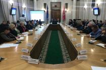Состоялось выездное совещание в Харьковской области