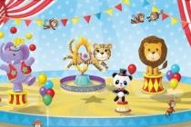 Коли поїхав цирк : Як допомогти дитині переробити сильні емоції