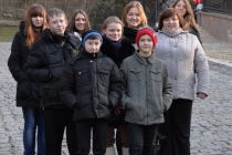Мама-воспитательница киевского ДДСТ победила в номинации «Большое сердце» в премии «Мама года».